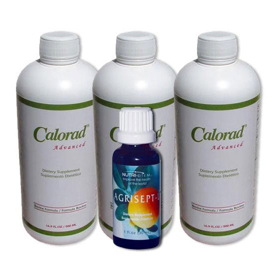 Calorad Advance and Agrisept